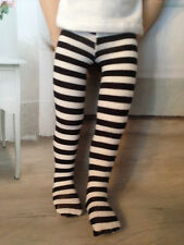 """Black & White Striped Tights for 16"""" A Girl for all Time Doll or Sasha"""
