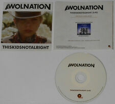 Awolnation - Thiskidsnotalright (2:42) - 2013 Promo CD Single