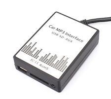 USB SD AUX adattatore mp3 Interface CITROEN c2 c3 c4 c5 c8 BERLINGO rd4