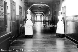 Emf-35 Social History, Lancaster Lunatic Asylum, Lancashire. Photo