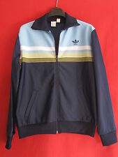 giacca Adidas ANNI '70 Made in France Vintage Ventex Marino Trefoil giacca - 180