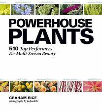 Powerhouse Plants: 510 Top Performers for Multi-Season Beauty-ExLibrary