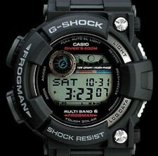 New!! CASIO G-SHOCK FROGMAN GWF-1000-1JF Multiband 6 Solar Men's Watch Japan