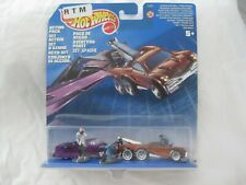 Hot Wheels 1999 Action Set Towing 2010 Sealed In Packet