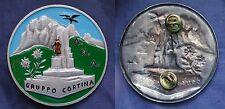 """PLACCA """"A.N.A."""" ASSOCIAZIONE NAZIONALE ALPINI SEZIONE CADORE - CORTINA D'AMPEZZO"""