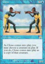 4 Clone ~ Heavily Played Onslaught 4x x4 Playset UltimateMTG Magic Blue Card