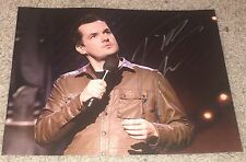 JIM JEFFERIES SHOW SIGNED AUTOGRAPH LEGIT FREEDUMB BARE 8x10 PHOTO w/EXACT PROOF
