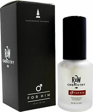 Raw Chemistry For Him Pheromones For Men Pheromone Cologne   50 Shades of Wow!