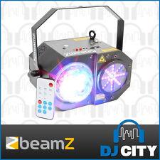 Beamz Sway LED DJ Effect Light With Laser