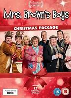 Mrs Brown's Boys Christmas Package (Christmas Specials Boxset) [DVD] [2018]