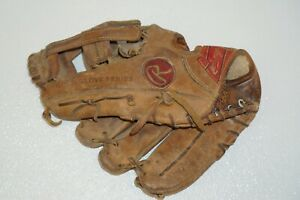 """Rawlings Heart of the Hide HOH-1000HC Baseball Glove 11.5"""" LHT Made in USA *Read"""