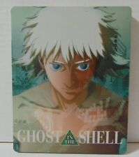 Ghost in the Shell Blu-ray SteelBook No Scratches Free Shipping!