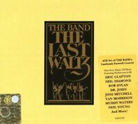 THE BAND - THE LAST WALTZ 4 CD NEW!
