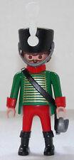 HUSAR Playmobil zu Napoleon Franzose Rotrock Soldat 5580 Garde Top Custom 1394