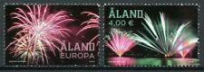 More details for aland cultures & traditions stamps 2018 mnh fireworks joho pyro 2v set