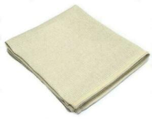 100% Cotton Heat Resistant Cloth Large Bound Edge Oven Cloth Professional Grade