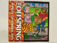 THE OFFSPRING: A PIECE OF AMERICANA 5 TRACK PROMO CD! PRETTY FLY/GET A JOB! MINT