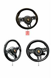 Genuine PORSCHE Multi-function Steering Wheel paldao/luxor beige 9710444019J9