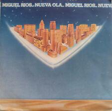"""7"""" 1980 Spanish Press MINT -? Miguel Rios: Nueva Ola"""