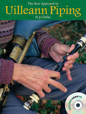 The New Approach To Uilleann Piping Music Book Learn BAGPIPES BAG PIPE Chanter