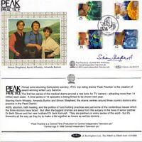1994 MEDICAL DISCOVERIES BENHAM HAND SIGNED SIMON SHEPHERD FIRST DAY COVER SHS