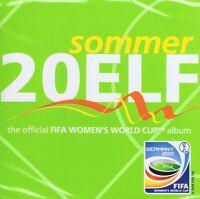 Sommer 20 Elf - FIFA .. World Cup CD Neu Jennifer Lopez Shakira Waka Waka Gossip
