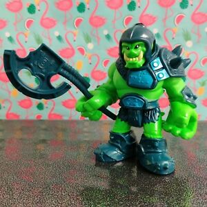 Imaginext Knights Ogre Troll Figure with Axe