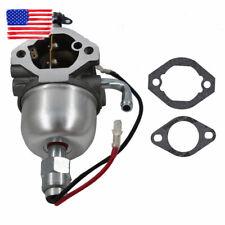 Carburetor Carb w/ Solenoid Gaskets Fits Generac 0A6562 Outdoor Engine Generator
