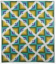 Desert Bloom Quilt quilting pattern instructions