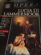 DISCOVERING OPERA MAGAZINE ISSUE 10 Lucia Di Lammermoor