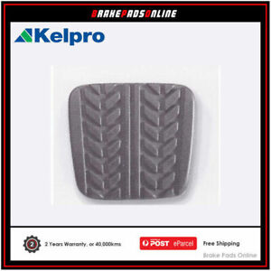 For FORD Courier PC/PD 4 Brake Manual pedal Rubber 7/85-2/99 (29856-1)