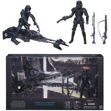"Star Wars Black Series 6"" SHADOW SQUADRON Stormtrooper Target Speeder Brand New!"