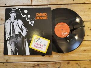 DAVID BOWIE ABSOLUTE BEGINNERS MAXI EP 45T VINYLE EX COVER EX ORIGINAL 1986