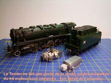 Re-Motorisation TENDER 34 X 157 locomotive à vapeur 150 X 29 réf. 8265 JOUEF HO