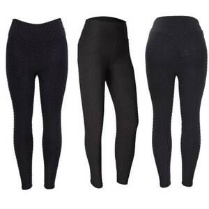 CFR Tik Tok Womens Yoga Leggings Anti-Cellulite Leggings Fitness Butt Lift Pants