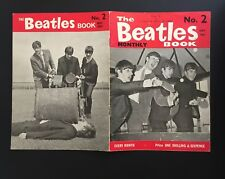 The Beatles   Beatles Monthly Book  Nr. 2  Sept.1963