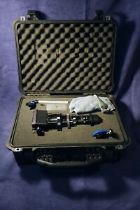 Lomo Foton 37-140mm f3.5 anamorphic zoom lens - PL mount - Complete w/ diopters