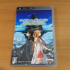 PSP Sword Art Online Infinity moment 4582224490363