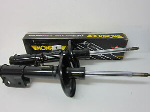 MONROE GAS Front Shock Absorber Struts to suit Holden Astra TS 98-06 Models
