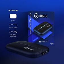Elgato Game Capture HD60 S - stream, record and share your gameplay in 1080p60..
