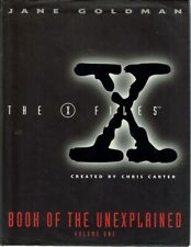 The X Files by Goldman Jane - Book - Hard Cover - Science Fiction