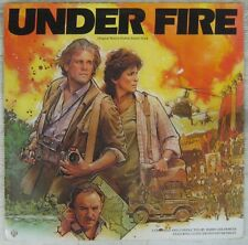 Under fire 33 tours Trintignant Nolte Goldsmith 1983