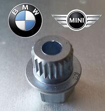 BMW, Mini Verrouillage Roue écrou Clé ABC 38/22 point cannelures-NEUF 17 mm Socket
