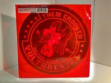 "Them Crooked Vultures ""Mind Eraser, No Chaser"" (2010) Record Store Day"