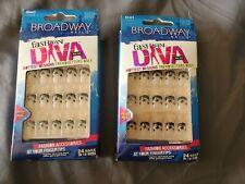 Broadway Fashion Nails Star Design