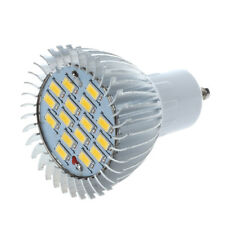 GU10 6.5W 16 SMD 5630 LED Warm White HIGH POWER spot lamp spotlights light bu FP