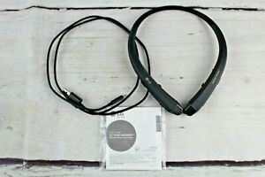 Black LG Tone Infinim HBS-912 Wireless Harman Kardon Headset Low Bass FOR PARTS