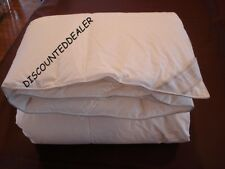 Frette Cortina TWIN DOWN DUVET COMFORTER Goose Down Feathers Medium NEW $1500