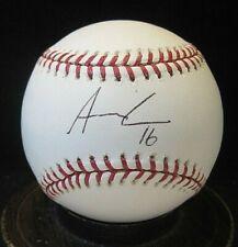 Aramis Ramirez Signed OML Baseball COA Chicago Cubs, Pittsburgh Pirates