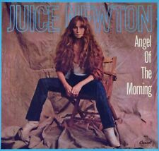 """7"""" JUICE NEWTON Angel Of The Morning / Headin' For A Heartache CAPITOL USA 1981"""